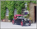 Vintage Car Break Hotel Gift Vouchers