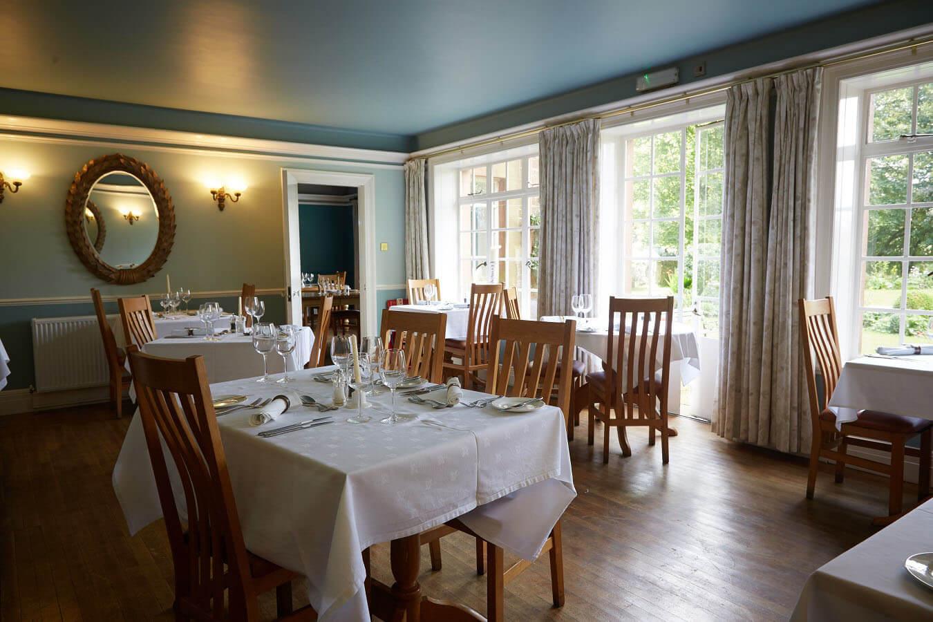 Trigony house hotel restaurant